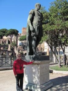 Me and G.J.Caesar