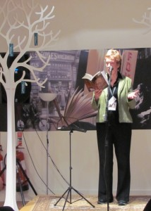 SilverWood Books Open Day: Reading from PERFIDITAS
