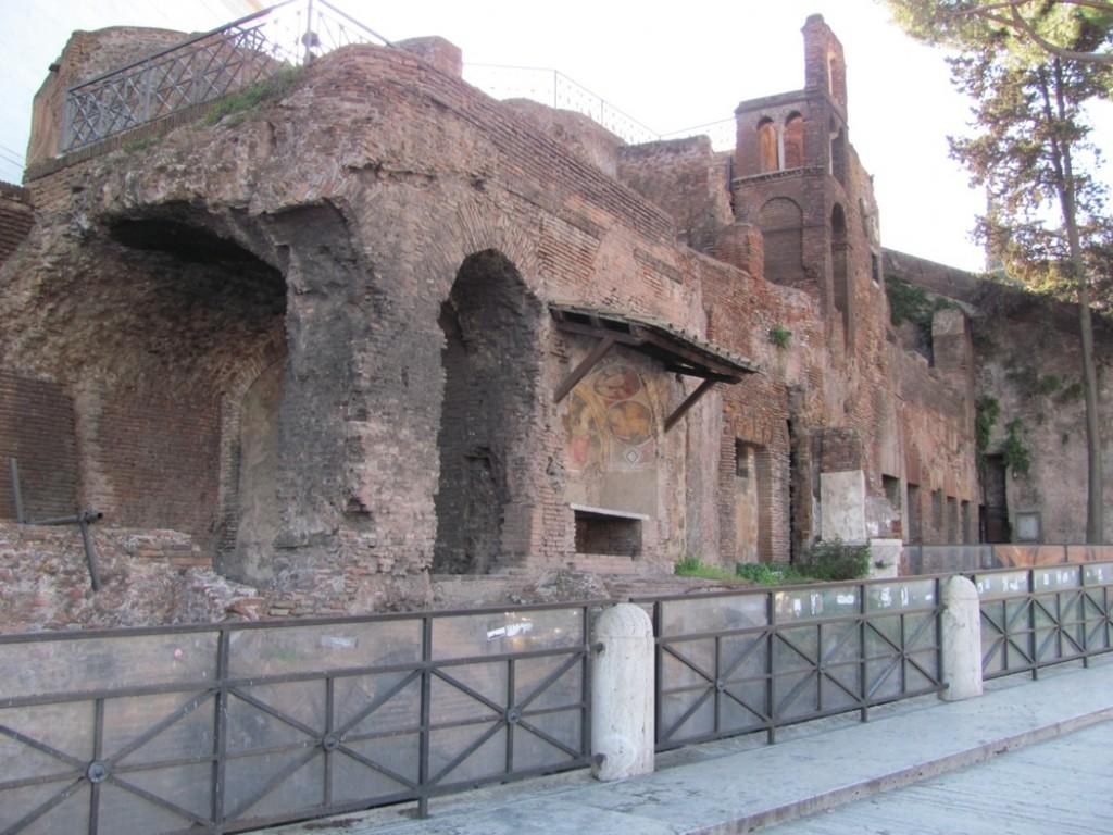 Insulae _Rome