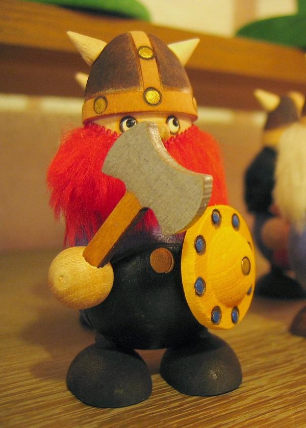 toy warrior