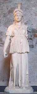 Minerva:Athene, goddess of wisdom
