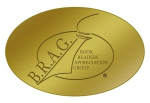 BRAG gold logo