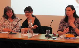 Diana Wallace, Essie Fox, Kate Forsyth