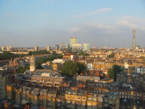 St Marylebone, London