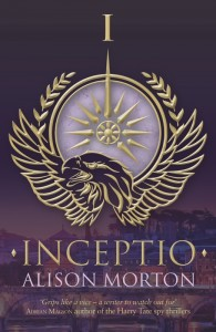 INCEPTIO_front cover, first edition