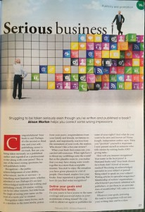 Writing Magazine February 2015