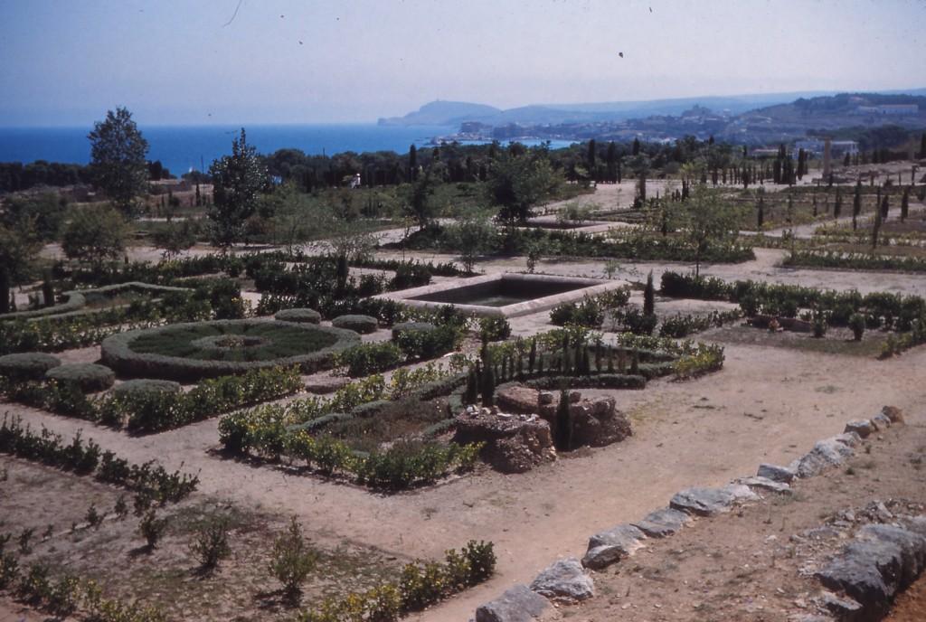 Ampurias site