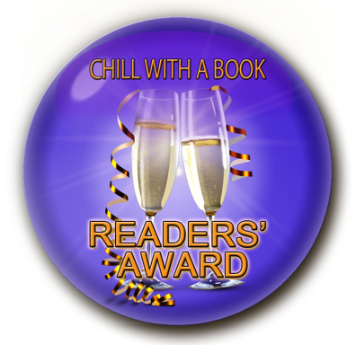 Chilll with a Book Readers' Award logo