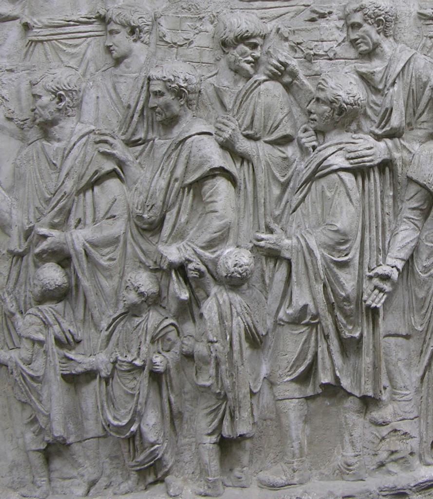 Roman civilians