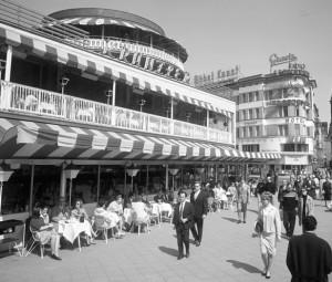 Berlin 1960scafe