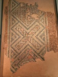 Isca corridor mosaic
