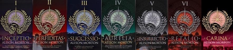The Roma Nova thriller series