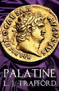 Front cover of Palatine by LJ Trafford
